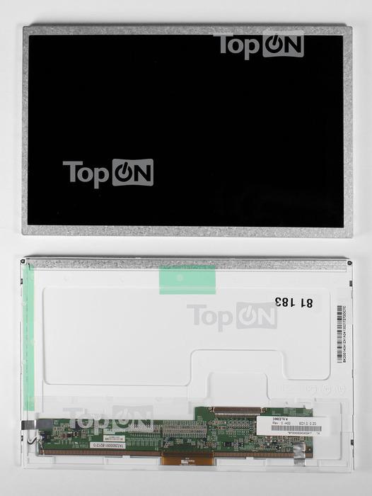 "10"" 1024x600, 30 pin, LED. Replace: HSD100IFW4 HSD100IFW1 HSD100IFW2. MSI Wind U100, ASUS eee PC 1000, 1003, 1005"