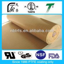 industrial teflon coated kevlar cloth