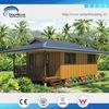 light steel framing beautiful prefab wooden house