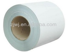 Acrylic coated steel whiteboard material raw magnetic whiteboard roll