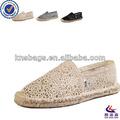 fancy calçados populares da lona tamanho