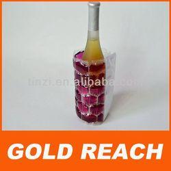 Wine Bottle Gel Cooler Wrap Beer Cooling Wrap