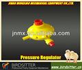 plástico de água redutor de pressão