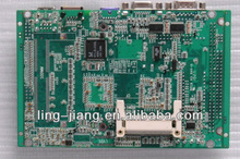 fanless atom motherboard PCM3-5530, with chipset GX1-300MZ+ NS CS5530A