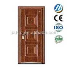 S-93 family swing famous door fan lite steel entry doors