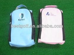 A236-2 2013 new Promotion Shoe Bag, Custom logo golf Shoe Bag,beautiful low price shoe bag