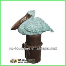 Garden Bronze Fountain Pelican GBF-B036Vj