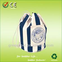High quality fashion cotton bags drawstring