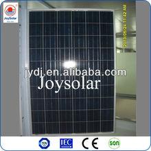 pv modules price/solar panel korea 80w 100w 120w 130w