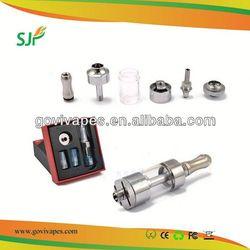Big Discount!!!2013 newest vaporizer pyrex glass tank e cigarette protank 1 protank 2 protank 2 starter kit
