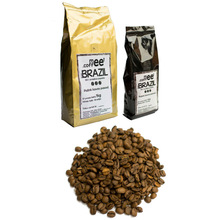 Roasted in Europe coffee beans - Brazil 200g