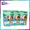 Laminated poly pouch animal food feed zipper bags