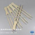 fábrica de venta directa de palos de bambú naturales de bambú pinchos