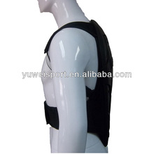 Outdoor ski back protector