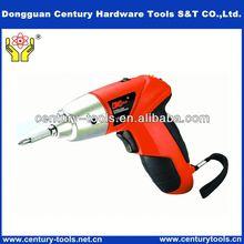 cordless 3.6V/4.8V charging electric screwdriver