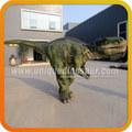 animal traje de dinosaurio de goma de silicona dinosaurio de vestuario