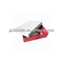 New custom style paperboard packaging treasure chest gift boxes