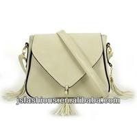Female package new female fashion tassel bag handbag shoulder bag