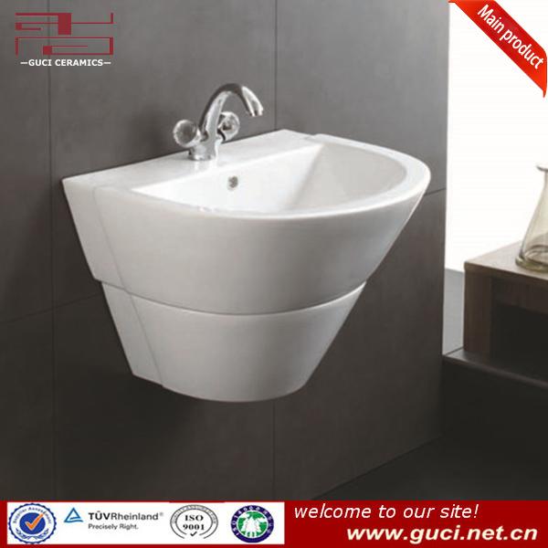 Washroom Wall hung wash hand basin, View Wall hung wash hand basin ...