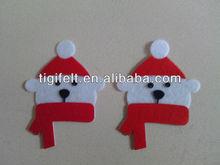Handmade Felt Christmas Ornaments For Decoration