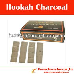 golden coals for Saudi Arabia market 3 pieces in a bar