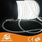 50meters cool white 5050 Led Strip Light 220V