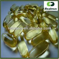 fish oil softgel, deep sea fish oil capsule, raw fish oil