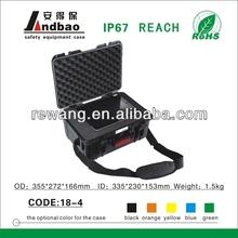 Hard shell waterproof case