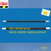 High Effiency Blackbody Tube Silicon Carbide Rod