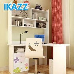 high quality cheap MDF bedroom corner desk table for kids
