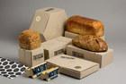 fancy lastest design bread paper boxes