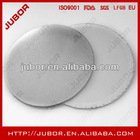 3mm thick round silver wooden cake bases boards
