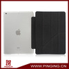 Light flip Leather case cover for ipad air
