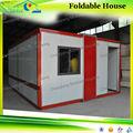 Mais novo locais de escritórios / casas recipiente dobrável confortável