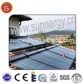 heißer verkauf sonnenenergie Schrägdach solarheizung system sammler