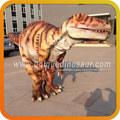 Calidad dinosaurio Cosplay haga un disfraz de dinosaurio
