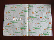 food wrapping paper&food grade wrapping paper&food safe wrapping paper