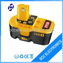 Wholesale 18v Ryobi tool battery