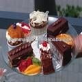 Avelã e chocolate bolo/mousse de chocolate/cookieimprensa da máquina