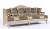 indian wooden designer sofa HDS1059