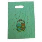 Printed PE Shopping Bag & Plastic Bag & Die Cut Bag