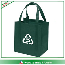 Foldable cheap advertising shopping bags printed