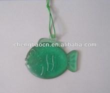 fish shape PVC car air freshener/Plastic air freshener/Gel material air freshener