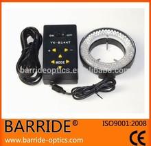 Professional microscope lamp,microscope LED Ring Light(YK-B144T)