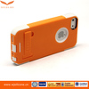 Fashion pc with silicone accessories for iphone 5s