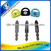 2014 key shape advertising metal ball pen