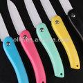 mini colorido decorativos de cuchillos de bolsillo
