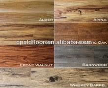 PVC / vinyl plank/tile flooring/ luxury vinyl flooring 1.3mm - 5.0mm