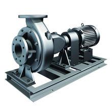 CVD.CHD horizontal centrifugal slurry non clog pump