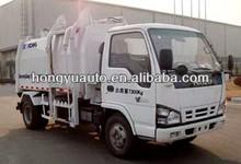 4X2 ISUZU Compressible Garbage Truck